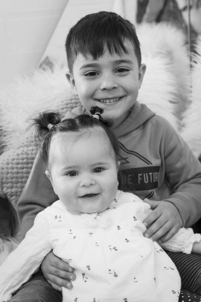 Emily & Noah 12x8_BW